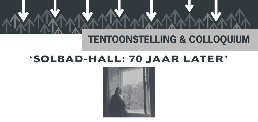 Colloquium en tentoonstelling: Solbad-Hall: 70 jaar later